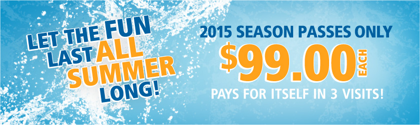 Falls Season Pass 2015 Season Passes