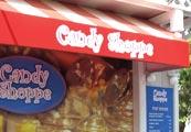 Candy Shoppe at SplashDown Beach